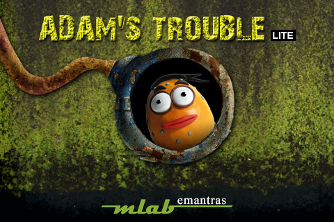 Screenshot Adam's Trouble Lite