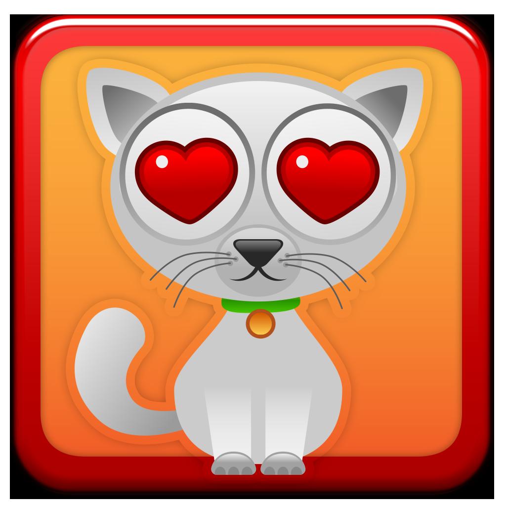 2048 Cute Kittens Craze - Addictive Cat Match Game